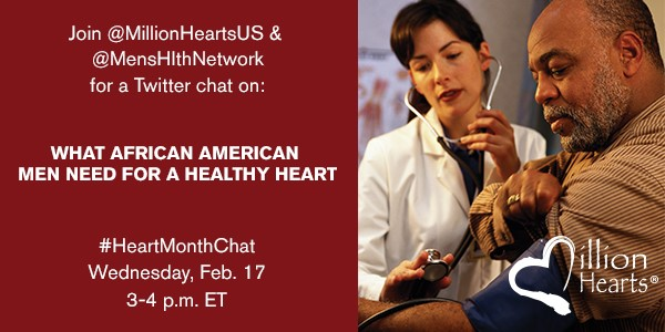 Million Hearts twitter chat information
