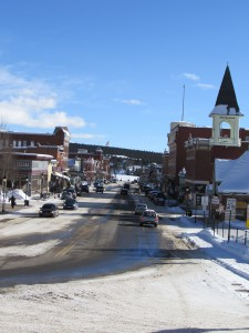 An image of Leadville, Colorado